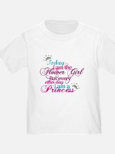 todayiamaflowergirl T-Shirt