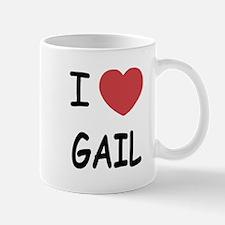 I heart GAIL Mug