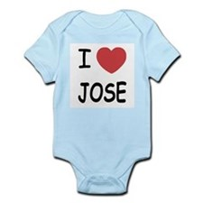 I heart JOSE Infant Bodysuit