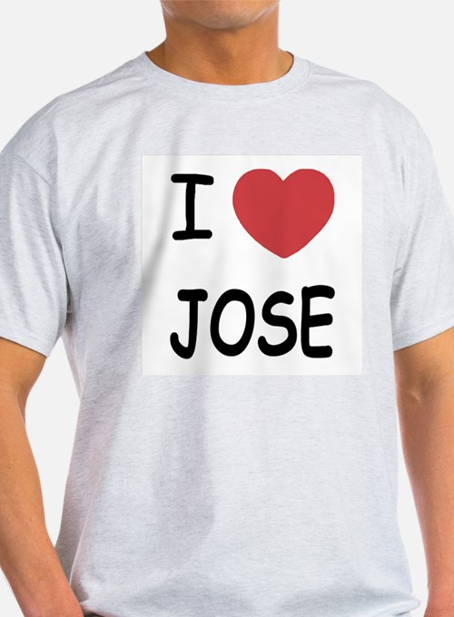I heart JOSE T-Shirt