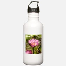 Water Lily Water Bottle
