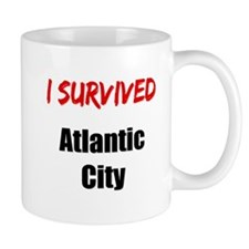 I survived ATLANTIC CITY Mug