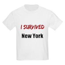 I survived NEW YORK T-Shirt