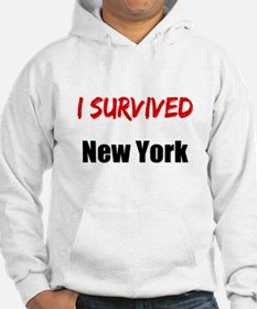 I survived NEW YORK Hoodie