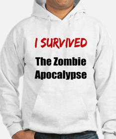 I survived THE ZOMBIE APOCALYPSE Jumper Hoody