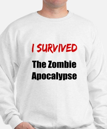 I survived THE ZOMBIE APOCALYPSE Jumper