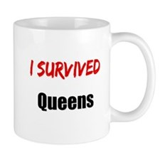 I survived QUEENS Mug
