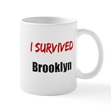 I survived BROOKLYN Mug