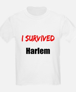 I survived HARLEM T-Shirt