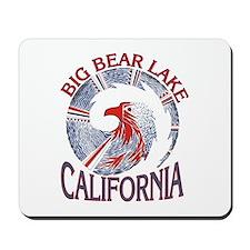BIG BEAR LAKE Mousepad