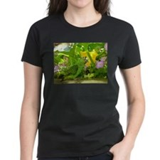 Parrot in the pumpkin patch Tee