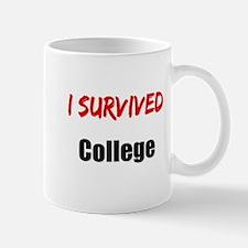 I survived COLLEGE Mug