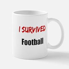 I survived FOOTBALL Mug