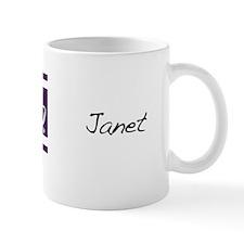 TCCM Retro Janet Mug