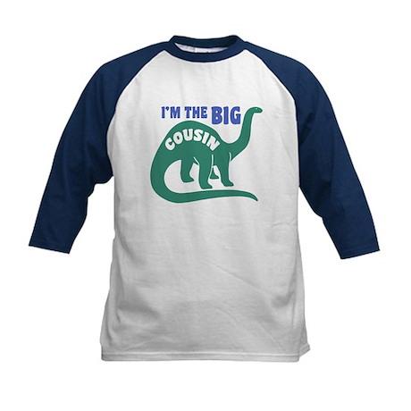 Big Cousin Kids Baseball Jersey