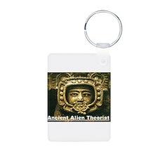 Ancient Aliens Keychains