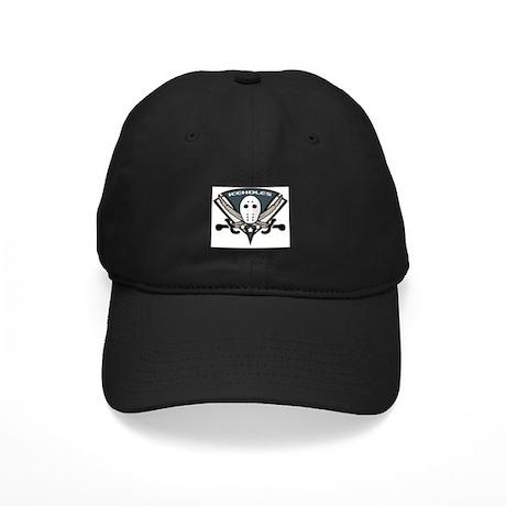 Put a lid on yer' Hole, black hat