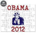 Obama 2012 Puzzle