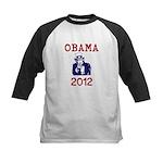Obama 2012 Kids Baseball Jersey