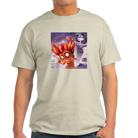 Devils Angels & Dating Light T-Shirt