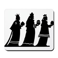 What Gifts Do You Bring the King? Mousepad