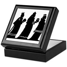 What Gifts Do You Bring the King? Keepsake Box