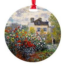 Monet - Argenteuil Ornament