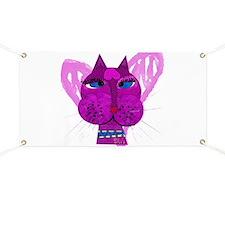 Diva Kitty Banner