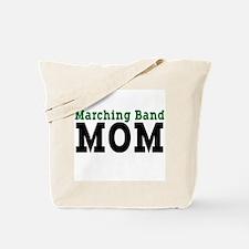 Marching Band Mom Tote Bag
