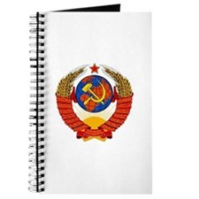 Soviet Union Coat of Arms Journal
