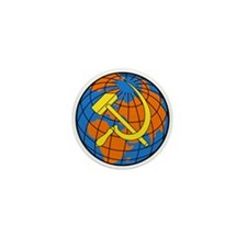 Soviet Union Coat of Arms Mini Button (10 pack)