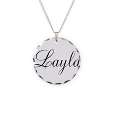 Layla Personalized Necklace
