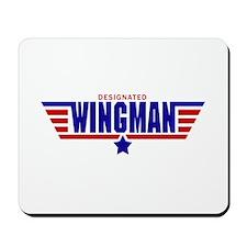 Designated Wingman Mousepad