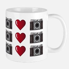 Heart Photography Mug