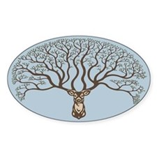 Dear Tree Decal
