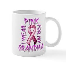 I Wear Pink for my Grandma Mug