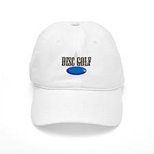 3-disc golf2.png Baseball Cap