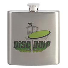 dISC gOLF2 Flask