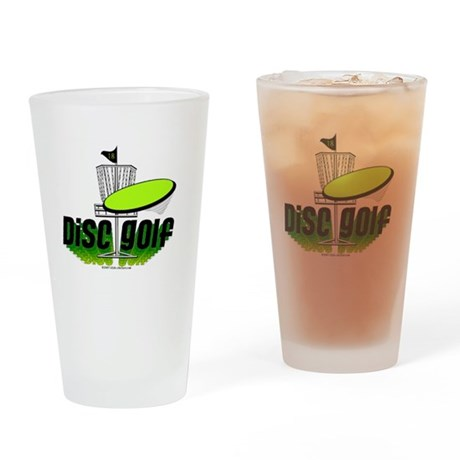 dISC gOLF2 Drinking Glass