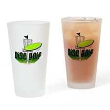 dISC gOLF2 Drinking Glass