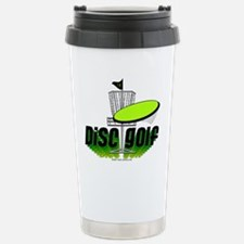 dISC gOLF2 Stainless Steel Travel Mug