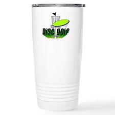 dISC gOLF2 Travel Mug