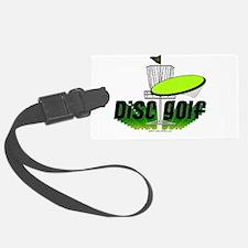 dISC gOLF2 Luggage Tag