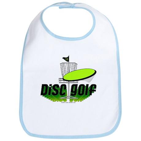 dISC gOLF2 Bib