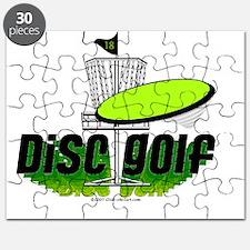 dISC gOLF2 Puzzle