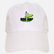dISC gOLF2 Baseball Baseball Cap