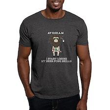 Beer pong skill T-Shirt