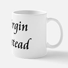 Save a virgin Mug