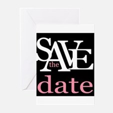 Save The Date Cards Greeting Cards (Pk of 10)