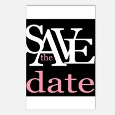 Save The Date Cards Postcards (Package of 8)